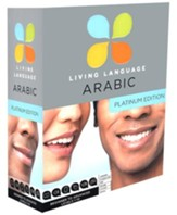 Living Language Arabic, Platinum Edition