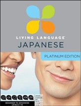 Living Language Japanese, Platinum Edition