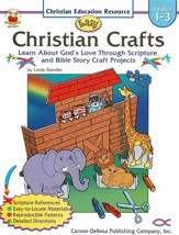 Easy Christian Crafts Grades 1-3