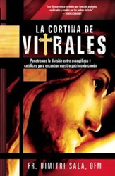 La Cortina de Vitrales, eLibro  (The Stained Glass Curtain, eBook)