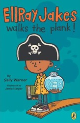 Ellray Jakes Walks the Plank - eBook