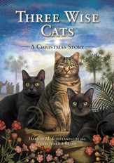 Three Wise Cats: A Christmas Story - eBook