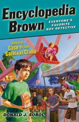 Encyclopedia Brown and the Case of the Carnival Crime - eBook