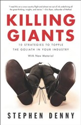 Killing Giants: 10 Strategies to Topple the Goliath in Your Industry - eBook