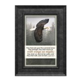 They That Wait Upon the Lord Shall Renew Their Strength, Isaiah 40:31, Framed Art