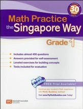 Math Practice the Singapore Way Grade 1