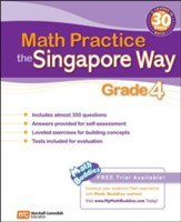 Math Practice the Singapore Way Grade 4