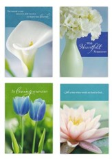 Simple Elegance - Sympathy Cards, KJV/12