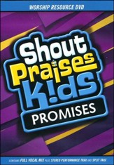 Shout Praise Kids: Promises (Worship Resource DVD)