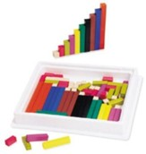Cuisenaire ® Rods Introductory Set, Wood