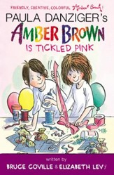Amber Brown Is Tickled Pink - eBook