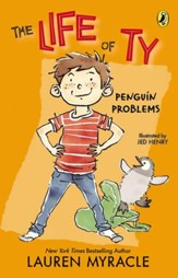 The Life of Ty: Penguin Problems - eBook