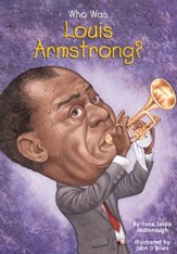 Who Was Louis Armstrong? - eBook