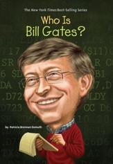 Who Is Bill Gates? - eBook