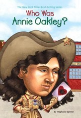 Who Was Annie Oakley? - eBook