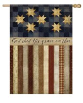 Christian Flag Home Church Decor Christianbookcom