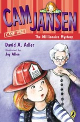 Cam Jansen and the Millionaire Mystery - eBook