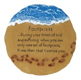 Footprints... During Your Times of Trial Stepping Stone