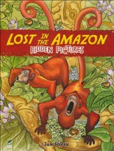 Lost in the Amazon: Hidden Pictures