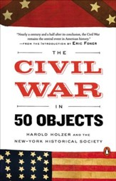 The Civil War in 50 Objects - eBook