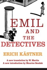 Emil and the Detectives - eBook