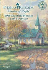 2018 Painter Of Light Pocket Planner Calendar