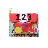 Farmer's Market Cloth Counting Book