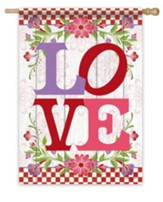 Love Flag, Large