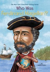 Who Was Ferdinand Magellan? - eBook