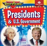 Presidents & U.S. Government Audio CD