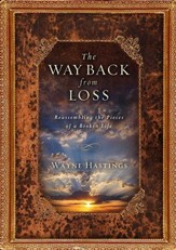 The Way Back From Loss: Reassembling the Pieces of a Broken Life - eBook