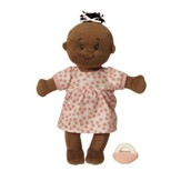 Wee Baby Stella African American Doll