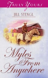Myles From Anywhere - eBook