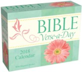 2018 Bible Verses Mini Day-To-Day Calendar