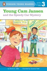 Young Cam Jansen and the Speedy Car Mystery - eBook