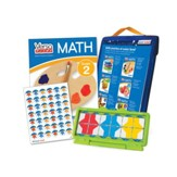 VersaTiles Math Skill Practice Kit Grade 2 (At Home Edition)