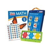VersaTiles Math Skill Practice Kit  Grade 5 (At Home Edition)