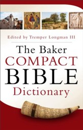 Baker Compact Bible Dictionary, The - eBook