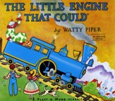 The Little Engine That Could Board Book Edition