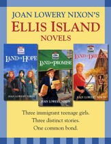 Ellis Island: Three Novels - eBook