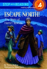 Escape North! The Story of Harriet Tubman - eBook