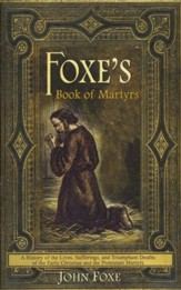 Foxe's Book of Martyrs (Lighthouse Trials)