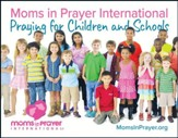 Moms In Prayer - Large Peel and Stick Labels -5 pack