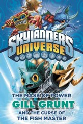 Mask of Power: Gill Grunt and the Curse of the Fish Master #2 - eBook