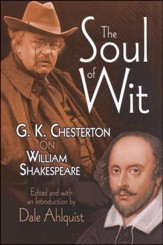 Chesterton on Shakespeare