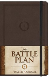 The Battle Plan Prayer Journal, Pocket-Size Edition (slightly imperfect)