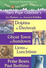 Magic Tree House: Books 9-12 Ebook Collection: Mystery of the Ancient Riddles / Combined volume - eBook