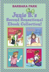 Junie B.'s Second Sensational Ebook Collection!: Books 5-8 / Combined volume - eBook