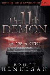 The 11th Demon: The Ark of Chaos - eBook