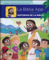 Libro de Historias de La Biblia App Para Ninos: The Bible App for Kids Storybook Bible, Spanish Edition